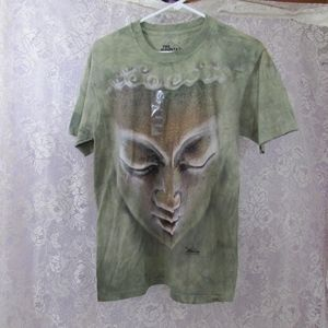 The Mountain Mens Graphic Tee Small 2013 New